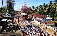 ಕೋವಿಡ್-19 ನಡುವೆ ನಡೆದ ಪ್ರಥಮ ಬ್ರಹ್ಮರಥೋತ್ಸವ- ಕೋಟೇಶ್ವರ 'ಕೊಡಿ ಹಬ್ಬ' ಸಂಪನ್ನ (Video)
