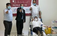 Fortune Group of Hotels – A Praveen Shetty Enterprise organized Blood Donation Camp on May 22, 2021