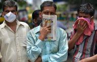 ಭಾರತದಲ್ಲಿ ಕೊರೋನಾ ಆರ್ಭಟ ಹೆಚ್ಚುತ್ತಿದ್ದರೂ ಮಾಸ್ಕ್ ಧರಿಸುತ್ತಿರುವವರು ಶೇ.44 ರಷ್ಟು ಮಂದಿಯಷ್ಟೇ !